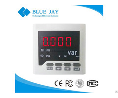Be 72 Q Single Phase Digital Reactive