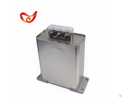 High Degree Reliability 100uf 500vac Capacitor