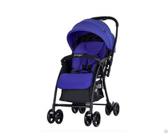 Small Adjustment Removable Recline Baby Stroller Supplier