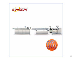 Entotracheal Tube Extrusion Line