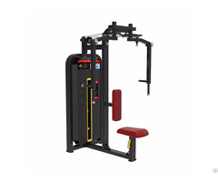 Dezhou Factory Gym Fitness Equipment Best Quality Body Building Rear Delt Pec Fly Machine
