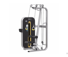 Body Building Gym Sports Equipment Machine Lat Pull Down