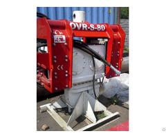 Ovr S80 Excavator Mounted Used Vibro Hammer