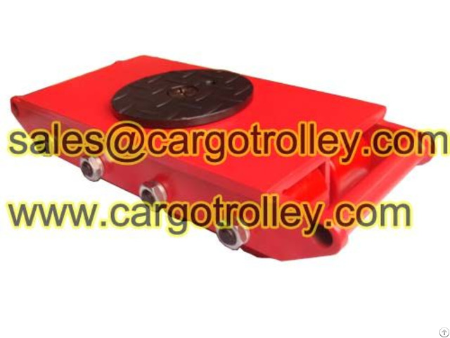 Transporting Machines Role