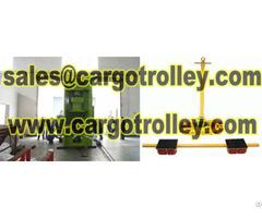 Roller Dollies Exporter Standard