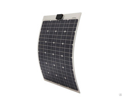 40w Semi Flexible Monocrystalline Solar Panel