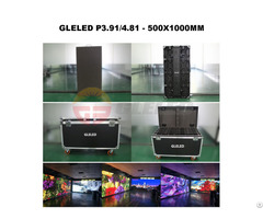 Outdoor Smd P3 91 4 81