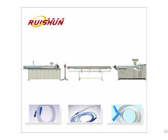 Medical Connecting Tube Extrusion Line