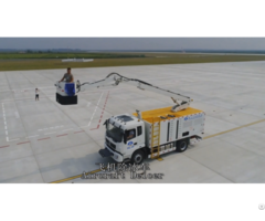 Deicing Vehicle