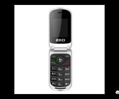Inch 2g Senior Flip Phone