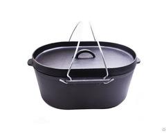 Cast Iron Bbq Cookware