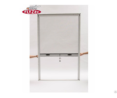 Cheap Price Aluminium Frame Custom Insect Fiberglass Retractable Up Down Roller Fly Screen Window
