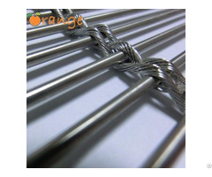 Architectural Design Stainless Steel Wire Rope Mesh