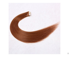 Auburn 18 Inches 40g Tape In Hair Extensions