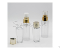 15ml Lotion Cosmetic Travel Plastic Bottle