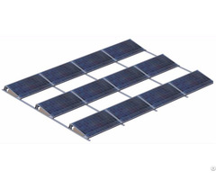 Ballast Solar Mounting System For Flat Roof