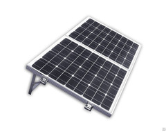 100w 12 Volt Monocrystalline High Efficiency Foldable Solar Panel