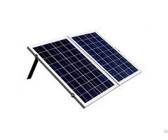 50w 12v Foldable Polycrystalline Solar Panel Module For Rv Boat