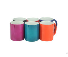 11oz Ceramic Color Changing Mug Gloss