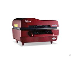 Multifunctional 3d Vacuum Press