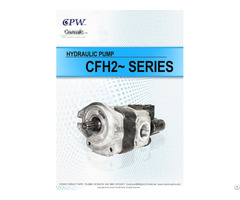 Cosmic Forklift Parts On Sale 342 Cpw Hydraulic Pump Cfh22 Series Catalogue Size