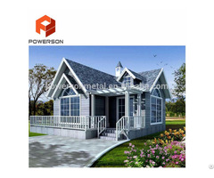 Prefabricated Hotels Home