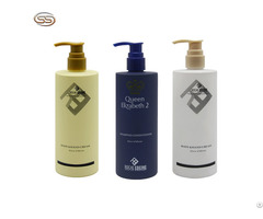 Soap Shampoo Bottle For Body Care Product