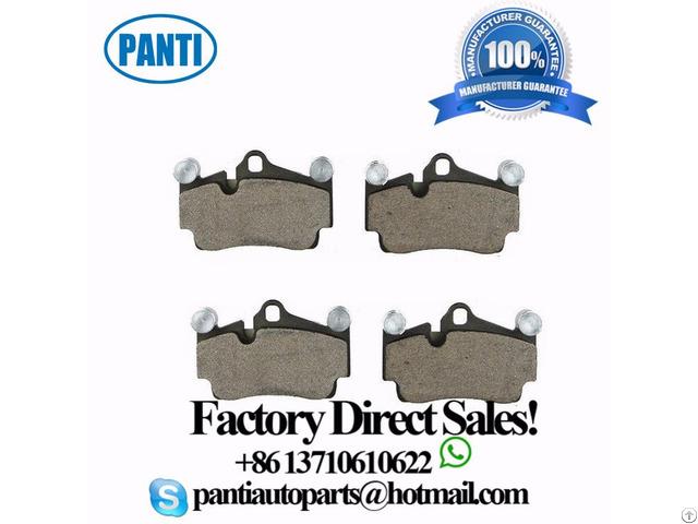 Rear Axle Brake Pad D978 95535293900 Fits Cayenne