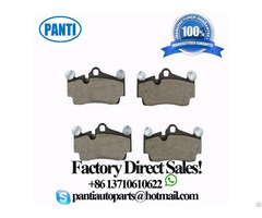 Rear Axle Brake Pad D978 95535293900 Fits Cayenne
