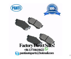 Rear Axle Brake Pads 44060 54c91 D540 Fits Bluebird Almera Sunny Maxima 1991