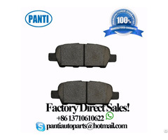 Rear Brake Pads 440608h385 D905 Fits Nissanquest 2004 2009