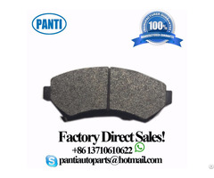 Semi Metallic Brake Pad 18024962 D699 For Chevrolet