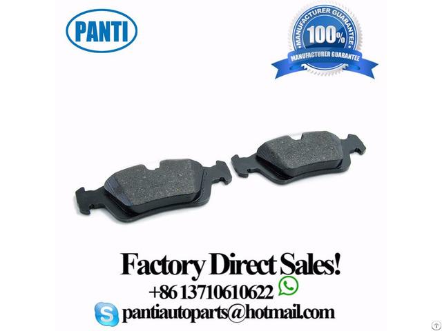 Top Selling Front Brake Pad Set 34116761244 D781 Fits 323i
