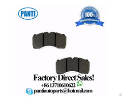Truck Brake Pads Manufacturers Wva 29090 Fcv1047b Fcv1813b D1312 8427 For Man