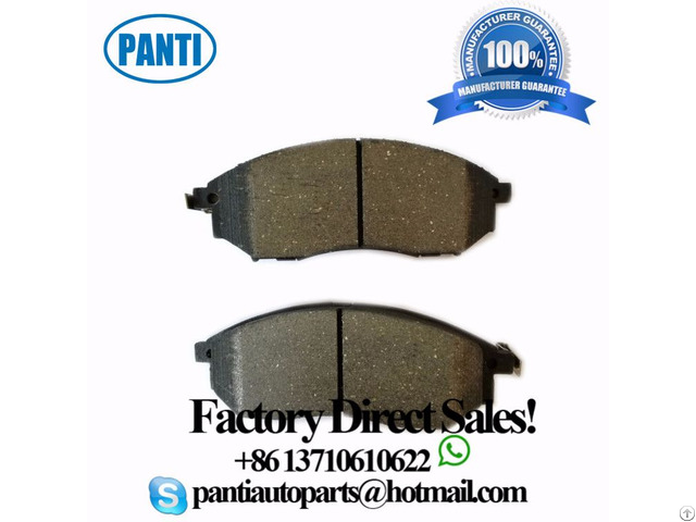 Wholesale Brake Pad Set 41060ar090 D888 Fits Renaultnissan