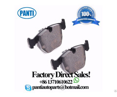 Wholesale Genuine Oem Set Of Brake Pads Front Axle 34112157589 D6841 Fits 740i M5 530i