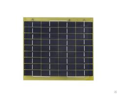 5w High Quality Epoxy Resin Encapsulation Solar Panels