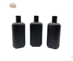 High Quality Shampoo Bottle With Matte Screw Cap