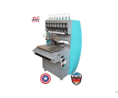 Silicone Badge Label Dispensing Machine