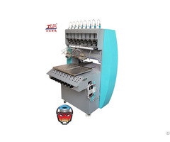 Soft Pvc Rubber Patch Making Machine