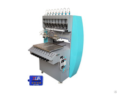 Factory In Dongguan Pvc Keychain Dispensing Making Machine