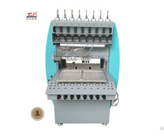 Automatic Multicolor Silicone Dispensing Machine