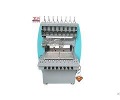 Silicone Patch Trademark Logo Label Dispensing Machine