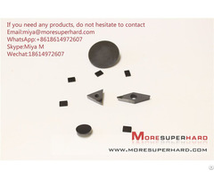 Pcd Cutting Tool Blanks For Any Shape And Size