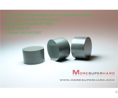 Pcbn Cutting Tool Blanks For Ferrous Metal And Alloy