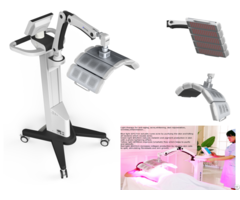 Light Therapy Device Anti Aging Facial Rejuvenate
