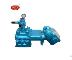 Bw450 Portable Small Diesel Mud Pump For Drilling