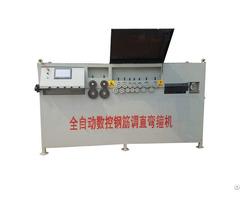 Gtwg4 12a Cnc 4 12mm Rebar Stirrup Bending Machine
