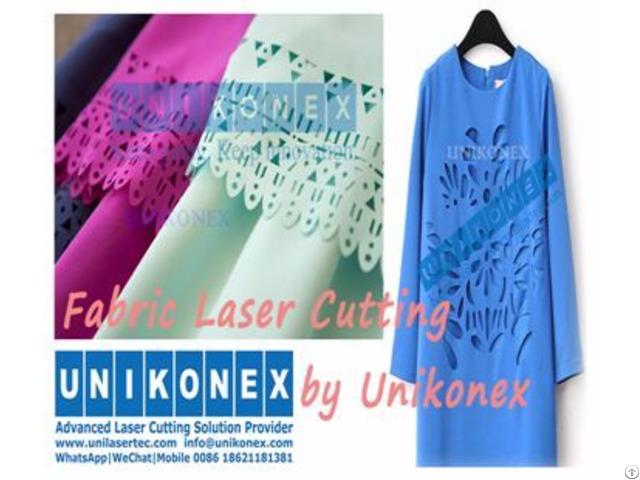 Fabric Laser Cutting By Unikonex