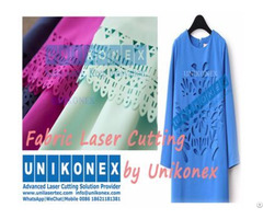 Fabric Laser Cutting By Unikonex